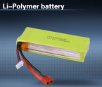 11.1 V / 1800 mAh - для моделей Honey Bee KING3, Belt CP, Belt CP V2